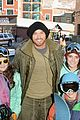 kellan lutz learns to snowboard at sundance 15