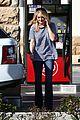 aj michalka birdcage veil gas stop 12