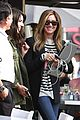 ashley tisdale shenae grimes lunch toast 01