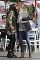 ashley tisdale shenae grimes lunch toast 10