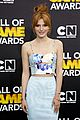 bella thorne tristan klier hall game awards 08