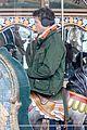 amber riley chord overstreet coat offer glee 16