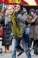 chord overstreet darren criss piggyback ride glee nyc 01