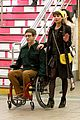 lea michele kevin mchale glee grand central 15
