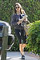 nikki reed purse drop off friends home 01
