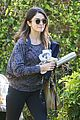 nikki reed purse drop off friends home 08