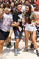 cameron dallas splashes around shirtless in miami29