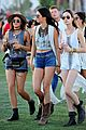 selena gomez sheer dress at coachella 12
