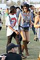 kendall and kylie jenner on an accesory hunt at coachella 201420