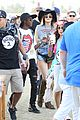 kendall and kylie jenner on an accesory hunt at coachella 201430