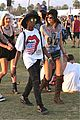 kendall and kylie jenner on an accesory hunt at coachella 201446