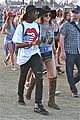 kendall and kylie jenner on an accesory hunt at coachella 201448