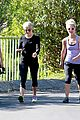 julianne hough nikki reed hike after gym 03