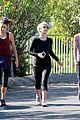 julianne hough nikki reed hike after gym 11