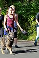 julianne hough nikki reed hike after gym 12