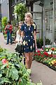 taylor swift earth day floral dress 07