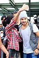 one direction visit christ redeemer statue 17