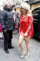 rita ora red bombshell paris 34