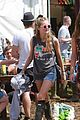 ellie goulding sam smith cressida bonas glastonbury sunday 06