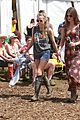 ellie goulding sam smith cressida bonas glastonbury sunday 18
