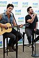 dan shay z100 interview blake bus 11