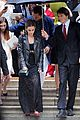 emma watson leather lace valentino show 01