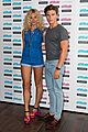 pixie lott oliver cheshire attitude hot 100 party 07