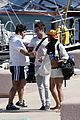 zac efron michelle rodriguez boat italy vacation 27