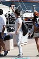 zac efron michelle rodriguez boat italy vacation 28