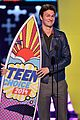 ansel elgort 2014 teen choice awards 10