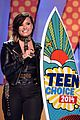 demi lovato wins summer song performance tcas 03