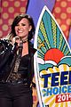 demi lovato wins summer song performance tcas 07