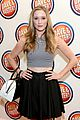 greer grammer shenae grimes more dave busters opening 04