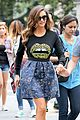 nina dobrev promotes lets be cops all over new york 07