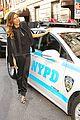 nina dobrev promotes lets be cops all over new york 23
