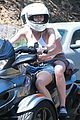 miley cyrus noah cyrus bike ride 10