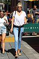 gigi hadid nyfw over london fashion week 16