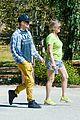 hayden christensen asys goodbye mom hike together 11