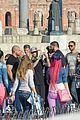 justin bieber cant help taking pics of rome 12