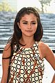 selena gomez louis vuitton show before flight 18