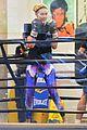 gigi hadid sets herself free with boxing 08