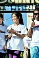 g hannelius francesca capaldi volunteer day generation on event 02