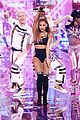 ariana grande smacked by angel wings 08