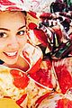 miley cyrus is bringing her pizza obsession into the bedroom 05