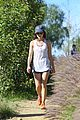 lucy hale hike before refinery photo shoot 03