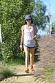 lucy hale hike before refinery photo shoot 04