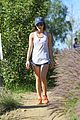 lucy hale hike before refinery photo shoot 19