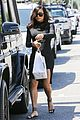 naya rivera isnt hiding small baby bump anymore 38