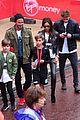 beckham family romeo london marathon 32
