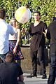 willow shields mark ballas beach balls hula hoops dwts 37